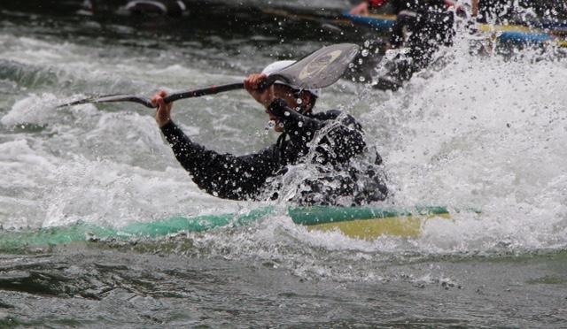 NSD Camp 2014 Slalom