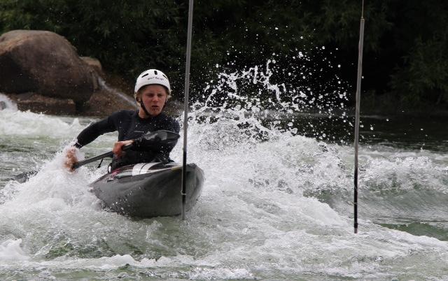 NSD Camp Nov 2014 Slalom