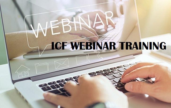 ICF Webinar Training